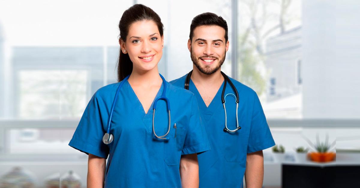 uniformes medicos