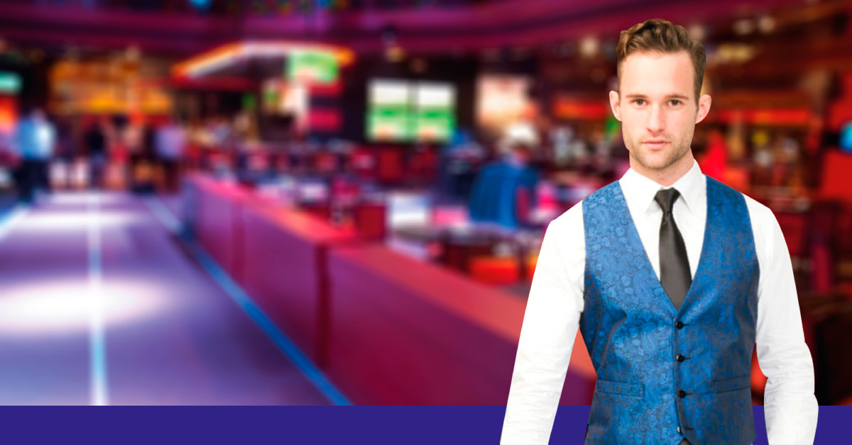 uniformes para casino