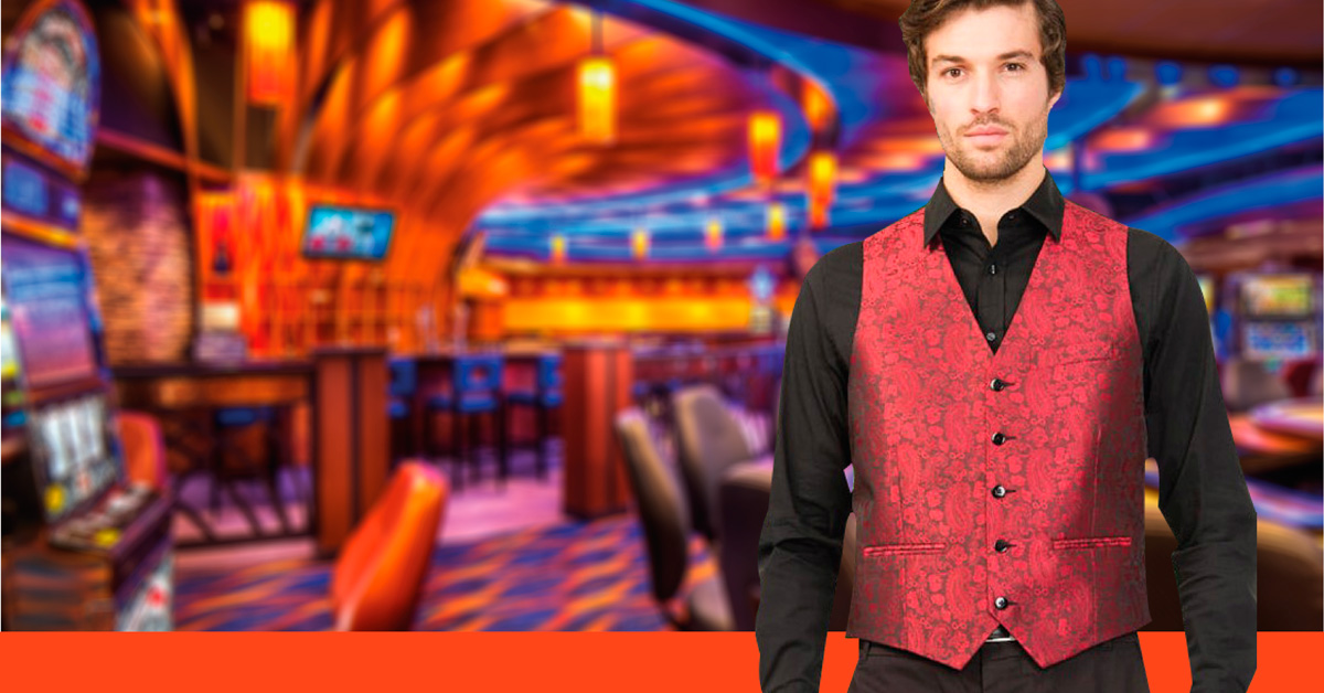 uniformes de casinos