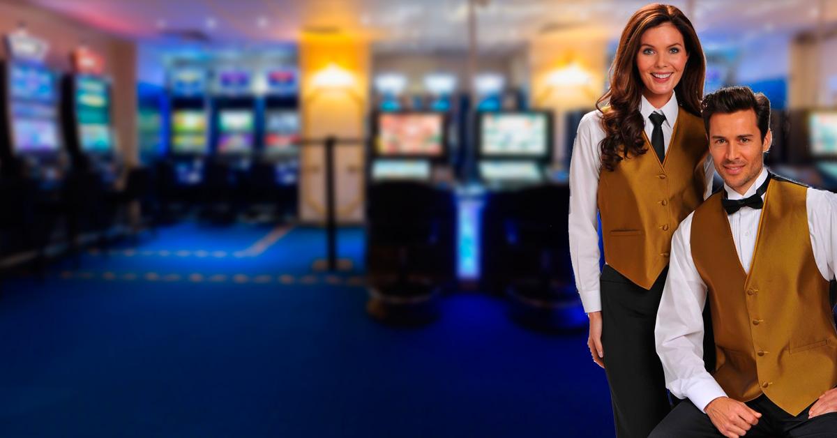 uniformes para casinos