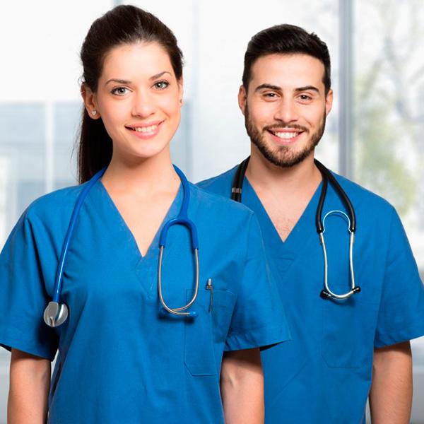 Uniformes Medicos Sector Salud